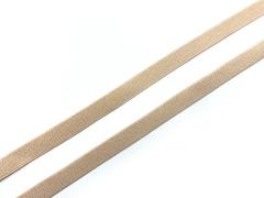 Резинка отделочная бежевая 10 мм (цв. 126)