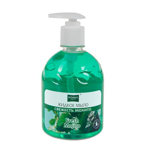 Жидкое мыло для рук Свежесть Мохито 500мл Domix
