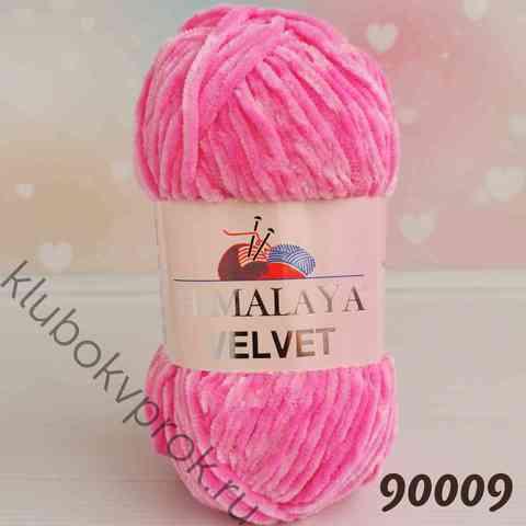 HIMALAYA VELVET 90009, Яркий розовый