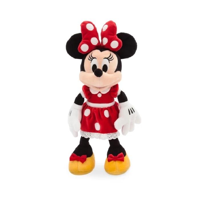 Мягкая игрушка Минни Маус Красная 33 см