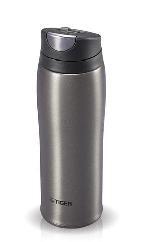 Термокружка Tiger MCB-H (0,48 литра), темно-серая
