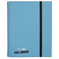 Ultra Pro - Голубой альбом для хранения карт с листами 3*3