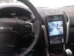 Магнитола CB3267PX6 для Chevrolet TrailBlazer/Isuzu D-MAX стиль Tesla