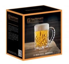 Хрустальная кружка для пива Noblesse, 600 мл, фото 2