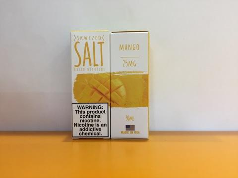 Mango by Skwezed salt 30мл