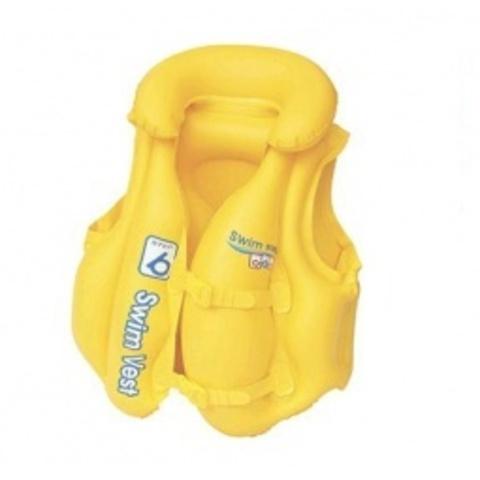 Жилет надувной д/плавания Swim Safe 51x46см ступень B 32034