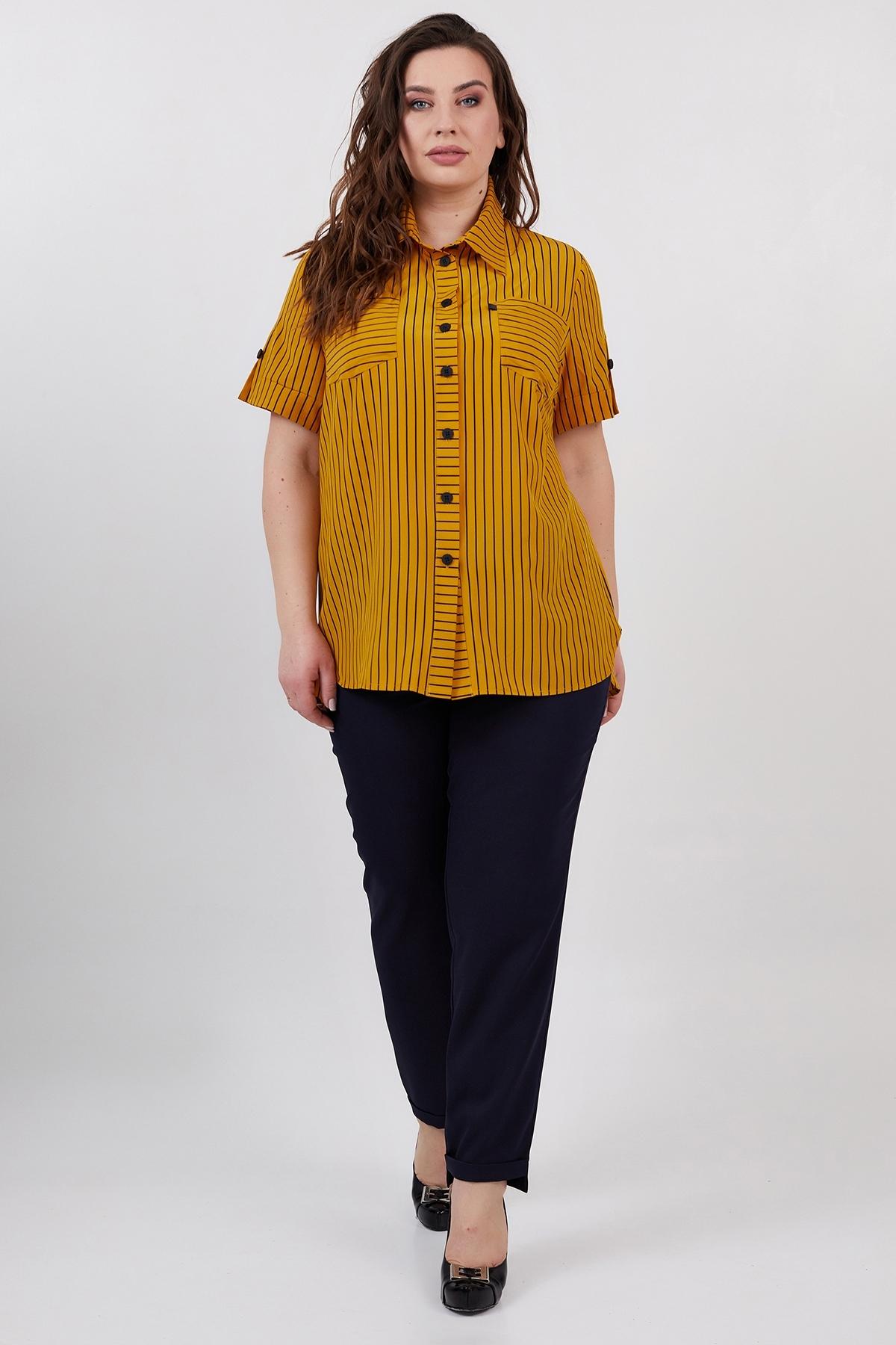 Рубашка Микелла (желтый)