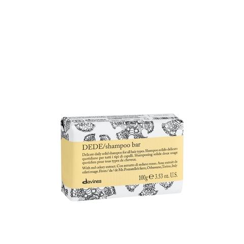 Davines DEDE Твердый шампунь для деликатного очищения