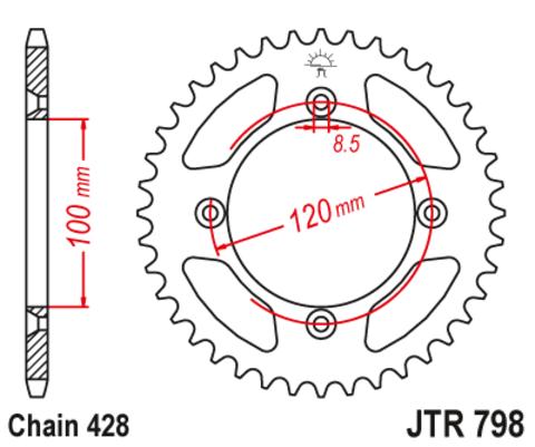JTR798