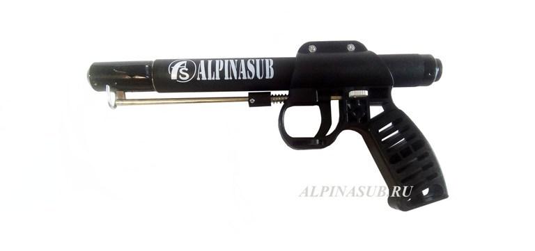 Подводное пневматическое ружье Alpinasub PRRA 310 (короткое)