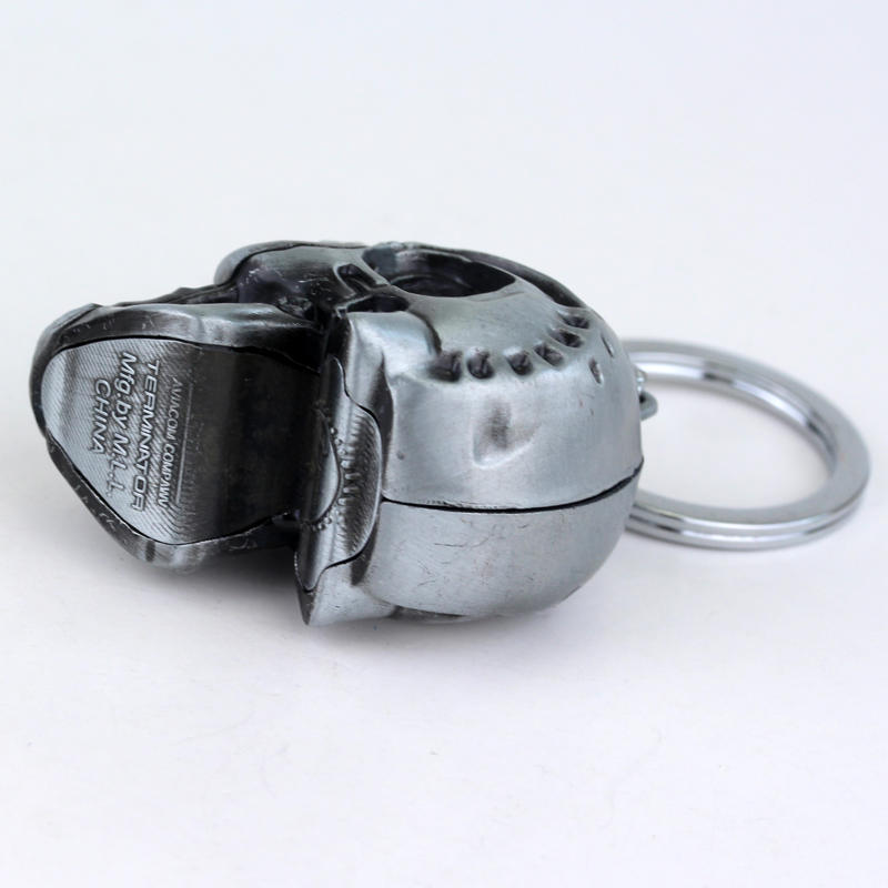 Терминатор Брелок Т 800 череп