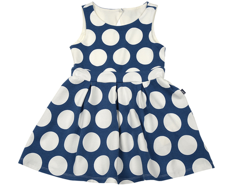 Платье в горох Mini-Maxi (арт.UD3355)