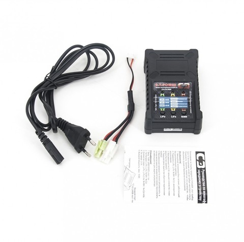 Универсальное зарядное устройство G.T.POWER C3 2A 16W - GTP-C3