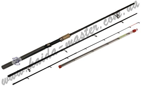 Фидер Kaida Egret 3.6 метра, тест 80-160 гр