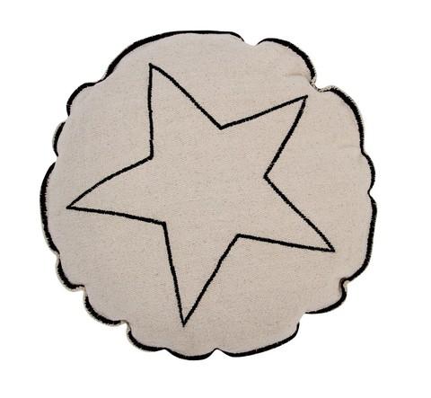 Подушка Lorena Canals Round Star (Ø40 см)