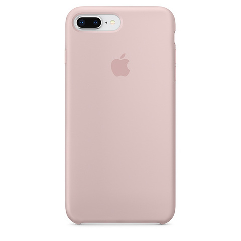 Чехол IP7/8 PLUS Silicone Case Pink Sand