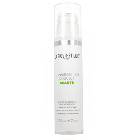 La Biosthetique Beaute: Кондиционер для придания волосам шелковистой легкости (Conditionneur Douceur), 200мл