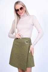 <p>Юбка - обязательный элемент гардероба для каждой женщины, именно с его помощью можно легко подчеркнуть свою женственность, элегантность и изящество. (Длины: 44-46=50см; 48-52см; 50-55см)</p>