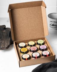 Медовый подарочный набор с медом-суфле HoneyForYou для мужчины