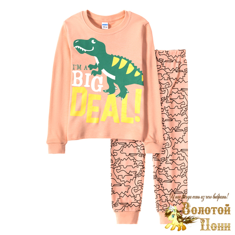 Пижама хлопок мальчику (1-4) 211020-SL2271