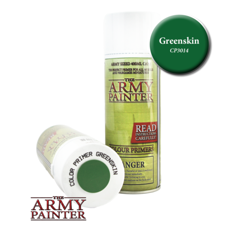 Colour Primer: Greenskin