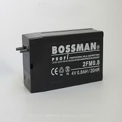 Аккумулятор Bossman 4V 0.8A