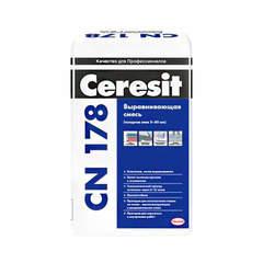 Наливной пол Ceresit CN178 5-80 мм, 25 кг