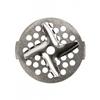 Нож+решетка для мясорубки moulinex (мулинекс) шестигранник A09B01