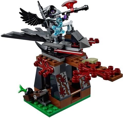 LEGO Chima: Боевая машина Гориллы Горзана 70008 — Gorzan's Gorilla Striker — Лего Чима