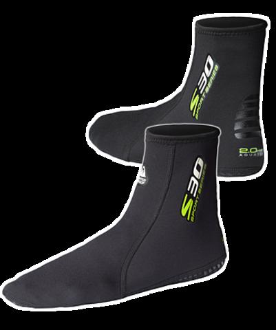 Носки Waterproof S30 2 мм