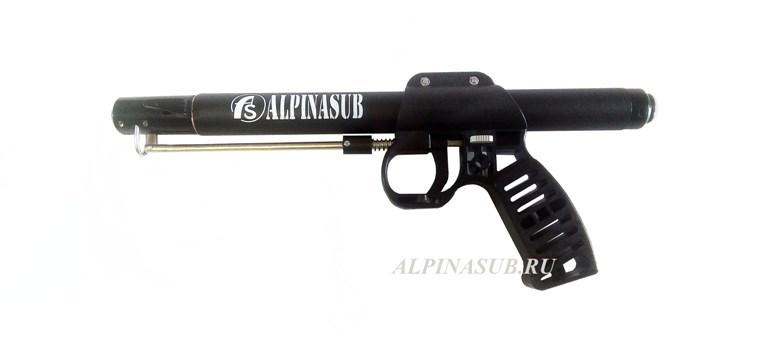 Подводное пневматическое ружье Alpinasub PRRA 380 (среднее)