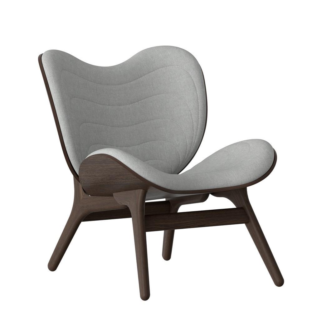 Кресло A Conversation Piece, темный дуб - вид 1