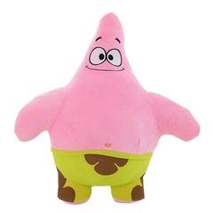 Губка Боб мягкая игрушка Патрик
