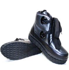 Ботинки зимние женские Kluchini 13047