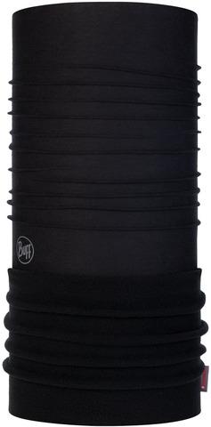 Шарф-труба трансформер детский Buff Polar Solid Black фото 1