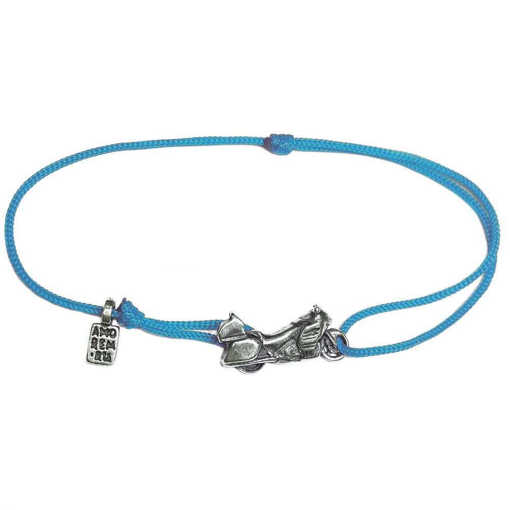 Motorcycle Honda Goldwing Bracelet, sterling silver