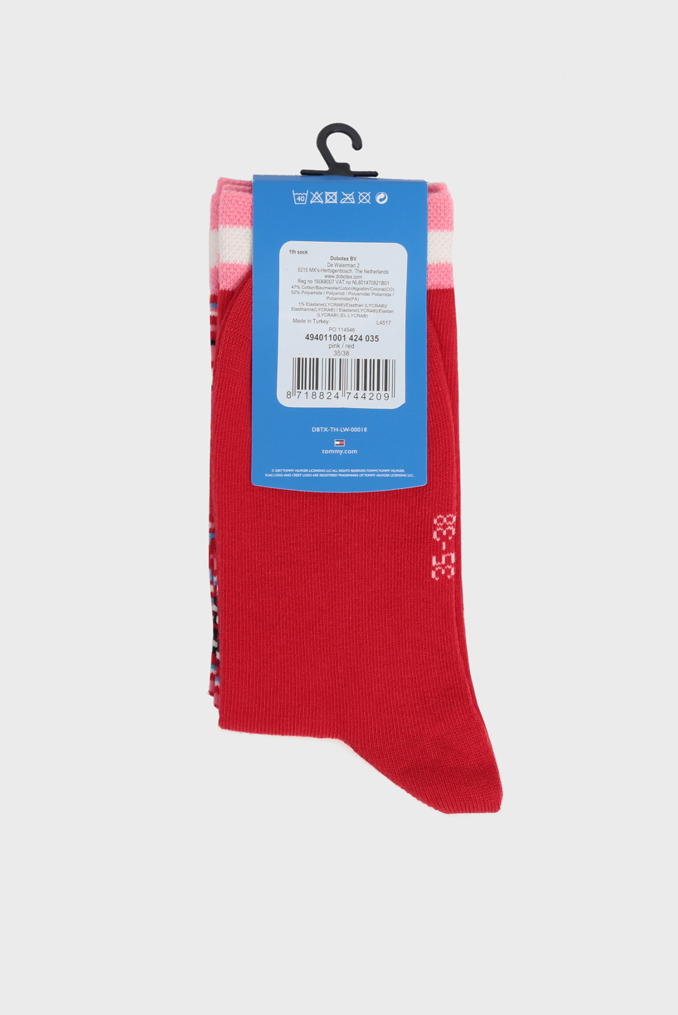 Детские носки (2 пары) Tommy Hilfiger