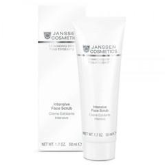 Интенсивный скраб Intensive Face Scrub, Demanding Skin, Janssen Cosmetics, 50 мл