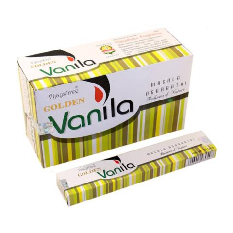 Индийские палочки Golden Vanila