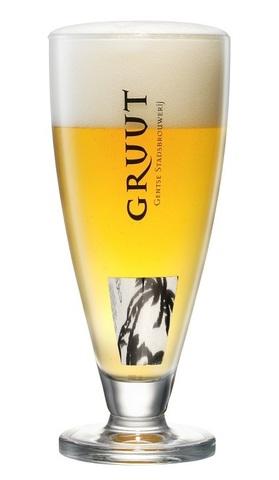 Набор из 6 бокалов для пива Gentse Gruut, 330 мл