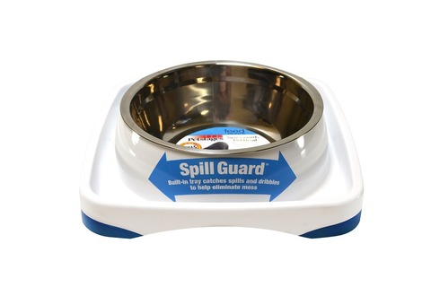 PETSTAGES SPILL GUARD PREVENT SPLASHING OF WATER