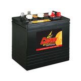 Аккумулятор Crown CR260HD ( 6V 260Ah / 6В 260Ач ) - фотография