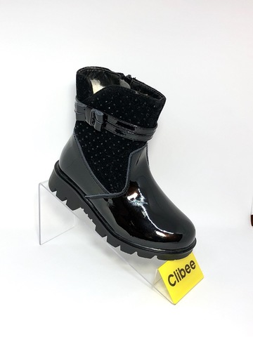 Clibee (зима) H117 Black 26-31