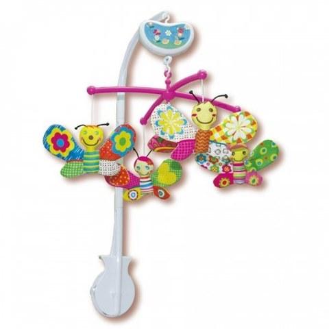 Мобиль Biba Toys Бабочки BM116