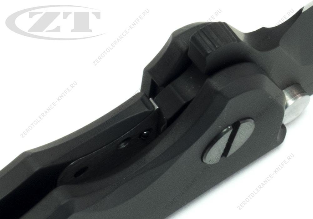 Нож Zero Tolerance 0392BLK Hinderer - фотография
