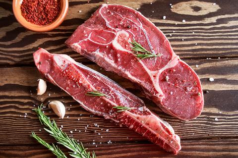 Лопаточная часть говядины