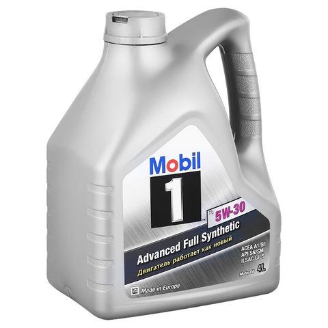Моторное масло Mobil 1 X1 5W-30 4л. 154806