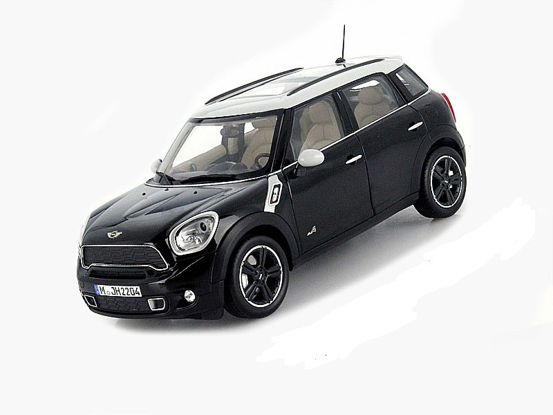 Коллекционная модель Mini Cooper S R60 2010