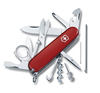 Нож Victorinox Explorer, 91 мм, 19 функций, красный
