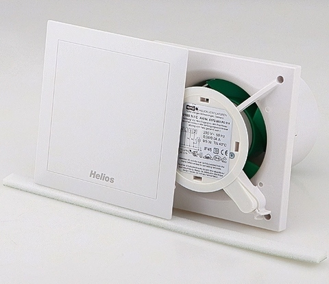 Накладной вентилятор Helios MiniVent M1/120 F (датчик влажности)